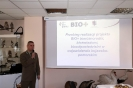 Konferencja podsumowującą projekt BIO+-16